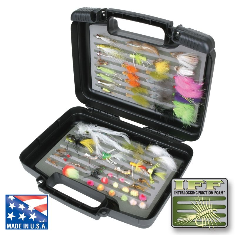 Flambeau Big Fly Box For Pike Streamer Saltwater Flies