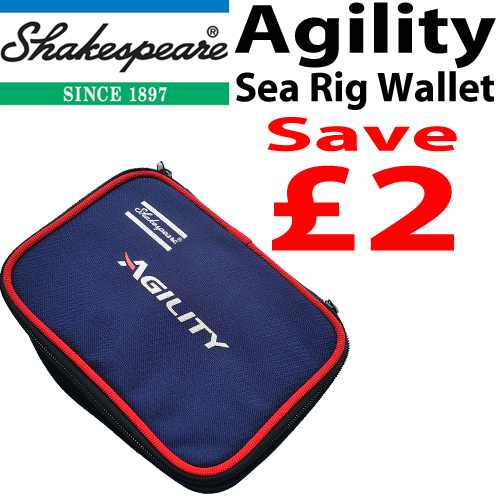 Shakespeare Agility Rig Wallet